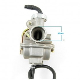 17 Carburetor PZ 16 manual...