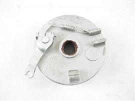 9-1 Rear brake plate wheel...