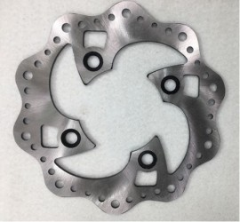 Brake disc 190mm front for...