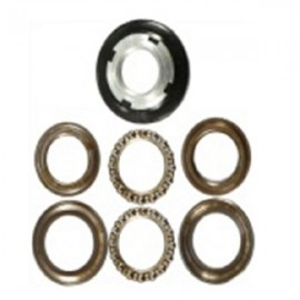 12 Steering shaft bearing...