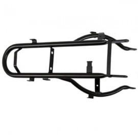 9 Rear metal frame for...