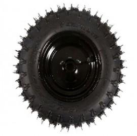 4-Rear Complete Wheel 6``