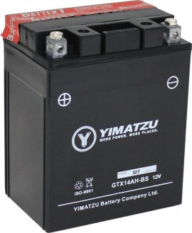 Battery CTX 14H-BS for atv