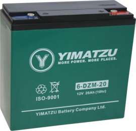 Battery DZM 20 for electric...