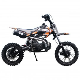Motocross TAOTAO DB14 110cc semi-automatic wheel 12-14