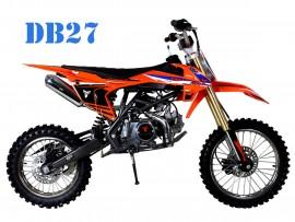 Motocross TAO MOTORS DB27 125cc big wheel 14-17