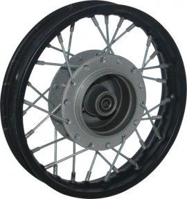 Rear rim 10'' drum brake...