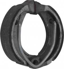 Front brake shoe for small...