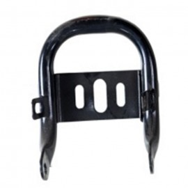 Front bumper for electric...