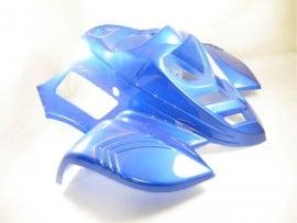 Plastic body kit for...