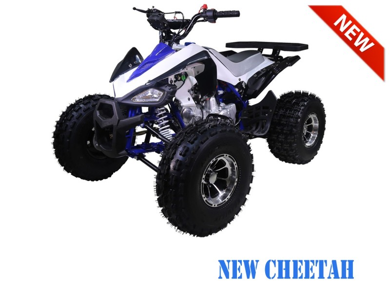 VTT TAO MOTORS CHEETAH PRO 125cc AUTOMATIC