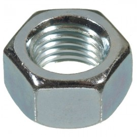 19 Hexagon nut M8x20mm