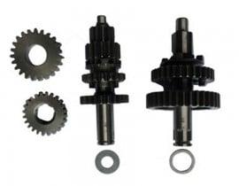 17 Motor gearing
