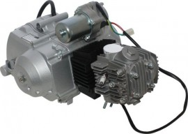 31 Atv engine 125cc automatic with electric starter