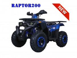 ATV TAO MOTORS THE RAPTOR...