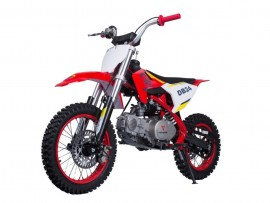 Motocross for young TAO...
