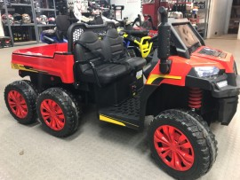 UTV gater 6x4 electric for...