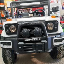 Jeep VOLT à batterie