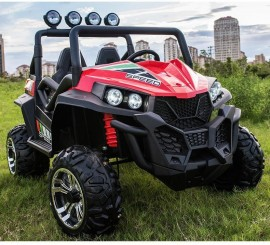 Side by side VOLT UTV XXL 4x4 with battery for young children