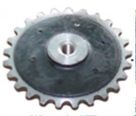 10 Timing chain sprocket...
