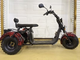 ELECTRIC SCOOTER 3 WHEELS -...