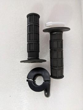 Black grip set for...