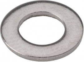 Flat washer 8x20x1,5mm