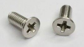 12--Cross head bolt M6x12