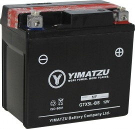 20  Battery ctx 5l-bs...