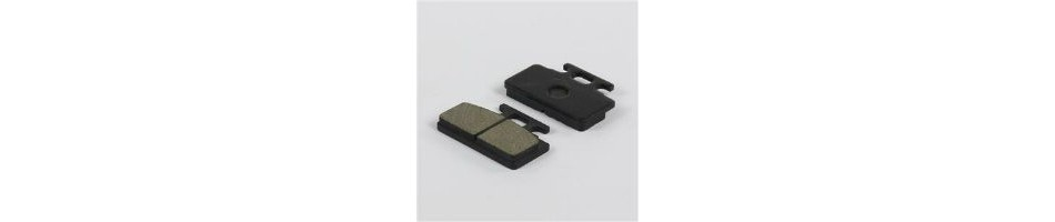 BRAKE PAD AND SHOES FOR ATV AND MOTOCROSS