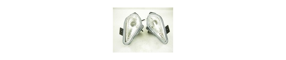 REAR AND FRONT LIGHT  FOR ATV AND  MOTOCROSS-VTT LACHUTE