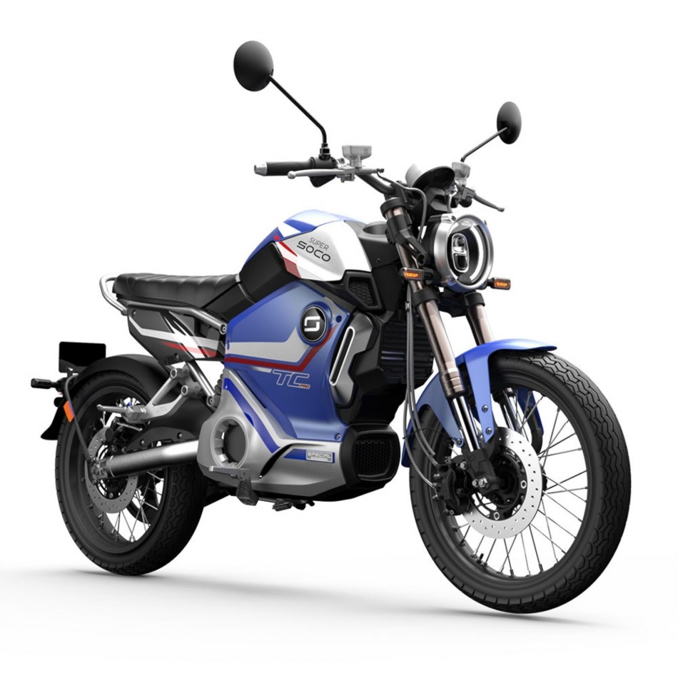 electrical moto-scooter in Quebec - VTT LACHUTE