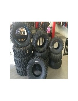 TIRES FOR ATV AND SIDE BY SIDE